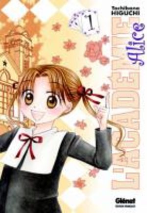 L'académie Alice Manga