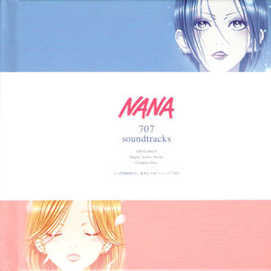Nana 707 Soundtracks Série TV animée