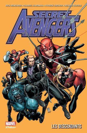 Secret Avengers Par Remender