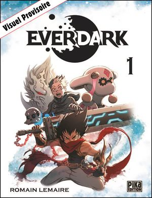 Everdark Global manga