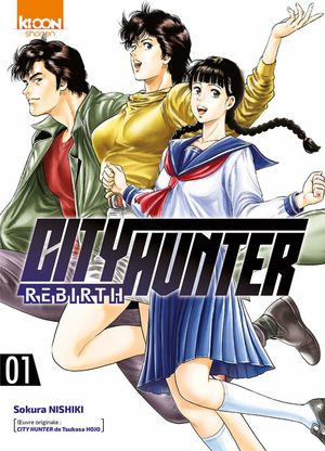 City Hunter Rebirth Manga