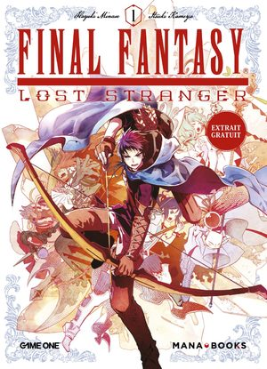 Final Fantasy - Lost Stranger