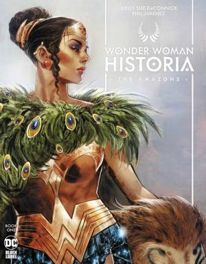 Wonder Woman Historia: The Amazons