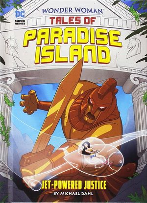 Wonder Woman Tales of Paradise Island