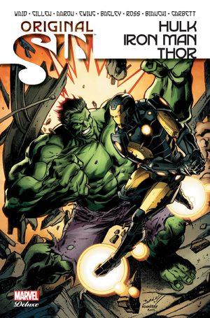 Original Sin - Hulk / Iron Man / Thor Comics