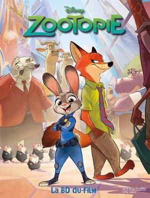 Zootopie - La BD du film