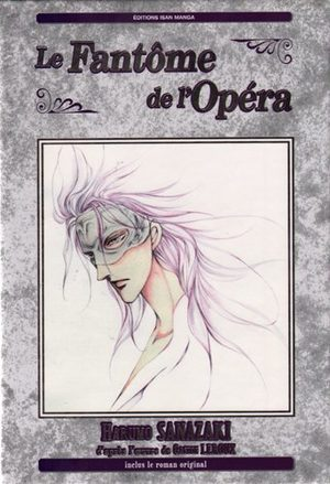 Le Fantôme de l'Opéra Manga