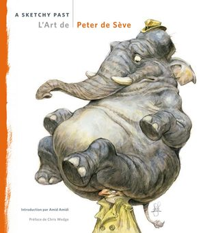 L'Art de Peter de Sève – A sketchy Past