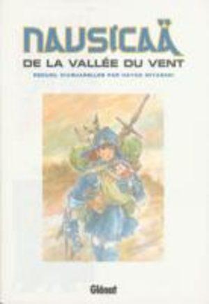 Nausicaä de la Vallée du Vent Artbook