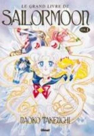 Le Grand Livre de Sailor Moon Série TV animée