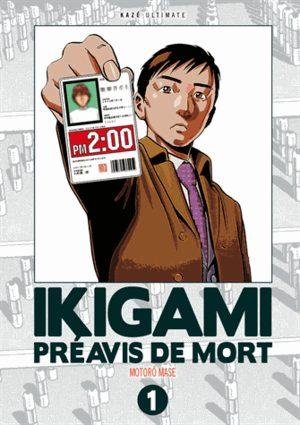 Ikigami - Préavis de Mort