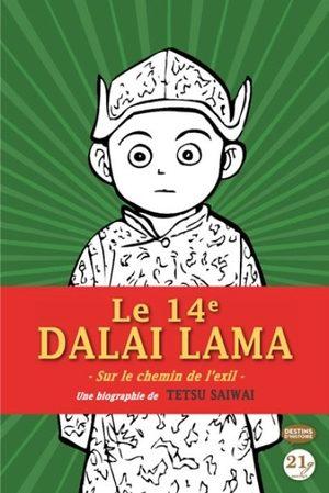 Le 14e Dalaï-Lama
