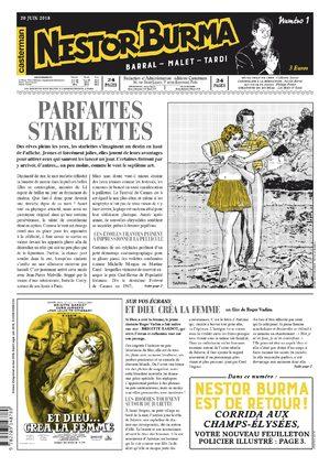 Nestor Burma : Corrida aux Champs-Elysées