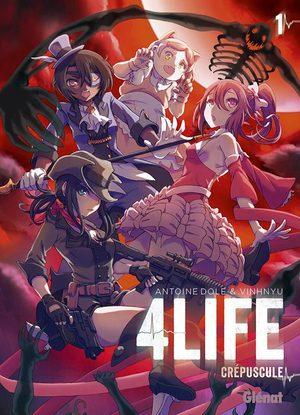 4LIFE Global manga