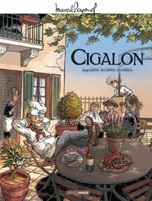Marcel Pagnol - Le cigalon
