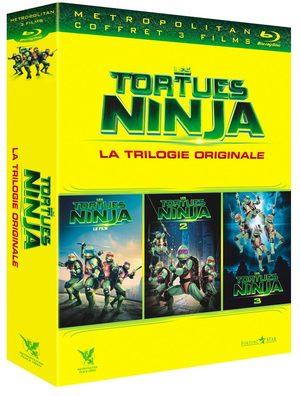 Les Tortues Ninja - La Trilogie Originale
