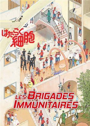 Les Brigades Immunitaires Manga