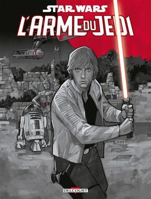 Star Wars - L'arme du Jedi Comics