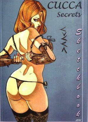 Secrets - Sketchbook Artbook