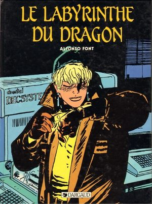 Le labyrinthe du dragon BD