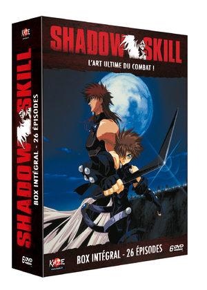 Shadow Skill Série TV animée