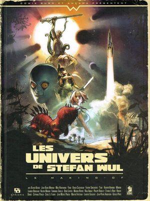Les univers de Stefan Wul