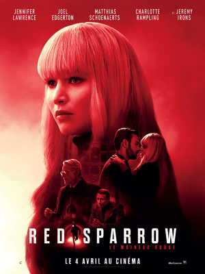 Red Sparrow Film