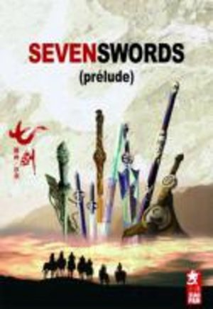 Seven Swords Manhua