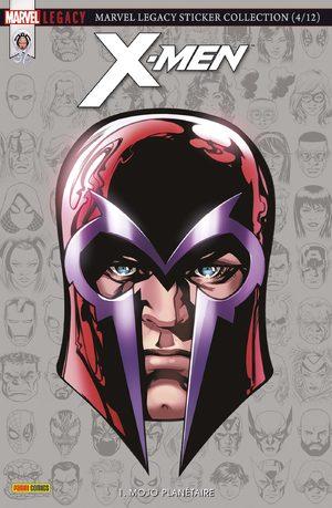 Marvel Legacy - X-Men Comics