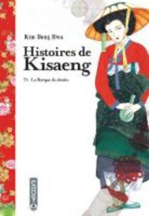 Histoires de Kisaeng Manhwa