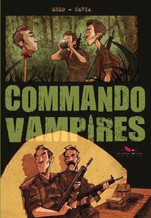 Commando Vampires BD
