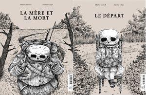 La mère et la mort / Le départ