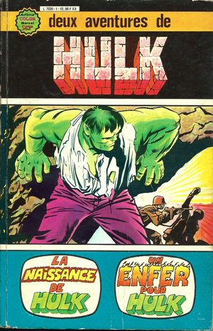 Hulk - Superstar Comics