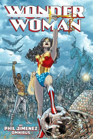 Wonder Woman by Phil Jimenez