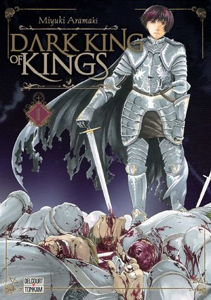 Dark king of kings Manga