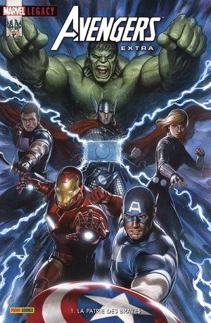 Marvel Legacy - Avengers Extra