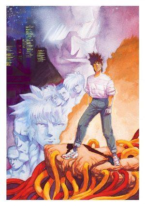 Ghizha Global manga