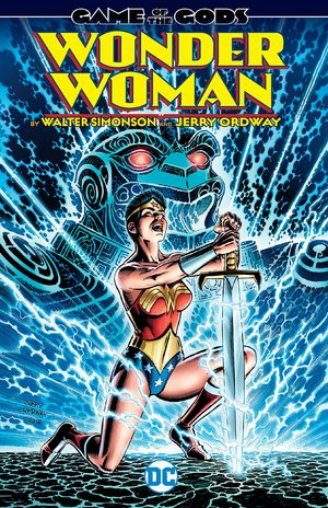Wonder woman by Walt Simonson and Jerry Ordway