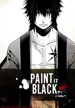 Stray dog - Paint it black Global manga