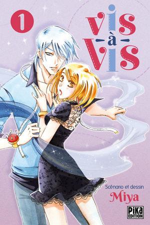 Vis à Vis Global manga