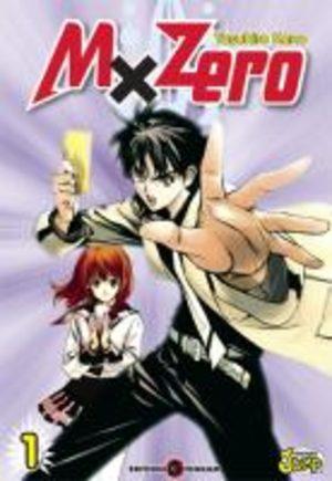 M×Zero Manga