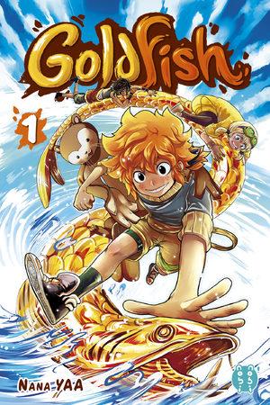 Goldfish Global manga