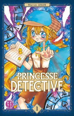 Princesse détective