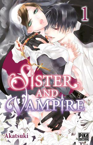 Sister and vampire Manga