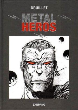 metal heros Artbook