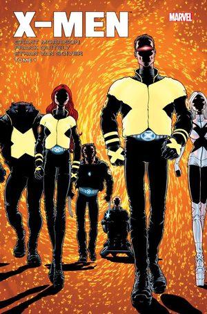 X-Men Par Morrison, Quitely et Van Sciver