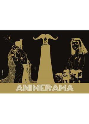 Animerama : Belladonna, Mille et une nuits, Cleopatra Produit spécial anime