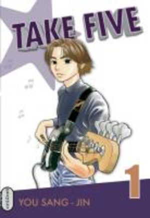 Take Five Manhwa