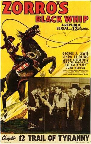 Zorro le vengeur masqué