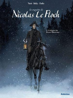 Les enquêtes de Nicolas le Floch